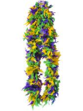 Deluxe Mardi Gras 72 Costume Accessory Feather Boa