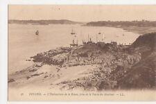 France, Dinard, L'Embouchure de la Rance LL 36 Postcard, B235