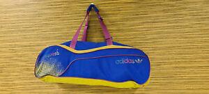 Adidas Squash Badminton Tennis Tasche Sporttasche Vintage Art. No. 40263