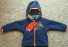 The North Face Infant Baby Chimborazo Hoodie Sweatshirt (3-6M) Navy Blue LAST 1