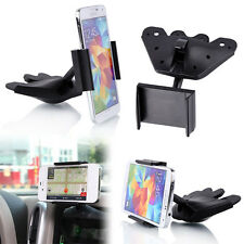 Smartphone Mobile Phone stand CD Player Slot Car Auto Mount Holder Cradle Tools