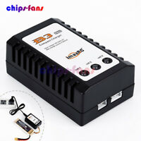 B3 iMaxRC iMax Pro Compact 2S 3S Lipo Balance Battery Charger For RC Helicopter