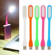 Flexible Bright Mini USB LED Light Computer Lamp for Notebook PC Laptop Phone