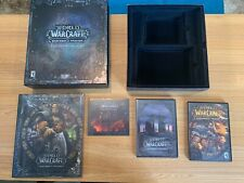 World of Warcraft Warlords of Draenor - Collector's Edition - Used No Mousepad