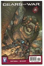 Gears Of War 5 Wildstorm 2009 VF X-Box 360 Video Game Comic
