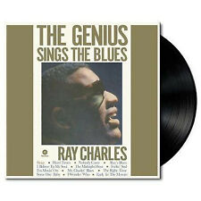RAY CHARLES - THE GENIUS SINGS THE BLUES MONO REISSUE VINYL