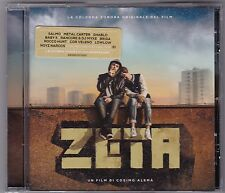 CD colonna sonora del film Zeta (Salmo,Metal Carter,Shablo,Baby K,Briga) - NUOVO