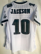 Reebok Women's Premier NFL Jersey PHILADELPHIA Eagles Desean Jackson White sz M