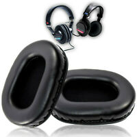 HQRP Pair Black Ear Pads Replacement for Sony MDR-7506 MDR-V6 MDR-V7 MDR-CD900ST