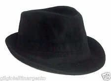 CAPPELLO POP STAR CHAPEAUX HATS BORSALINO ROCK FEDORA Michael Jackson HIP POP