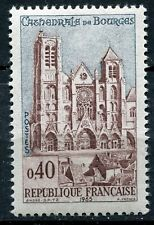 FRANCE TIMBRE NEUF N° 1453  **  CATHEDRALE DE  BOURGES