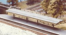 Ratio 225 Flat Roof Platform (Canopy and Valencing) 'N' Gauge Plastic Kit 1st Po