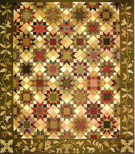 Country Stars Quilt Pattern by Lori Smith