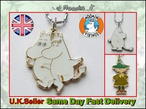 Lovely Moomin valley character necklace for special gift