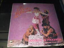 JULIE BROWN Goddess in progress RHINO RNEP610 1984