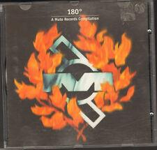 MUTE 17 track CD Panasonic LAIBACH Mark Stewart HOLGER HILLER Diamanda Galas NON