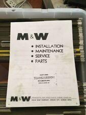 M&W Gear Ih International Harvester Farmall M Md Super W6 Wd6 9 Speed Install