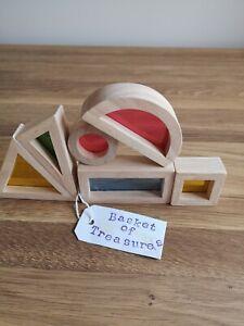 Basket of Treasures, Heuristic play, Sensory, EYFS, Creative Thinking & Wonder