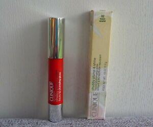 CLINIQUE Chubby Plump & Shine Liquid Lip Plumping Gloss, #02 Super Scarlet, BNIB