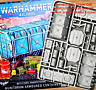 1 MUNITORUM ARMOURED CONTAINER~MANUFACTORUM TERRAIN=Games Workshop WARHAMMER 40K