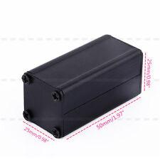 1Pcs Extruded Aluminum Box Enclosure Case Project electronic DIY- 50*25*25mm