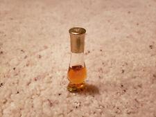 Vintage Sortilege Le Galion Mini Perfume 1/8 oz 60% full