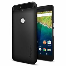Spigen Nexus 6p Funda Delgada Fit Series Negro