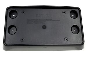 OEM NEW Front License Plate Mounting Bracket 2007-2010 Saturn Outlook 10364870