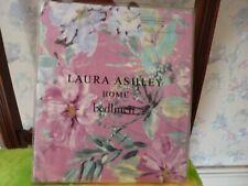 Laura Ashley Pillow Case Cosmos Printed Fuschia design 100% cotton New unopened