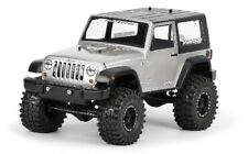 NEW! Pro-Line 2009 Jeep Wrangler Rubicon Crawler Clear Body SCX10 3322-00