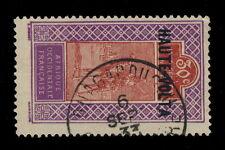 """HAUTE-VOLTA - 1933 - CAD DOUBLE CERCLE """"OUAGADOUGOU / COTE-D'IVOIRE"""" SUR N°29"""