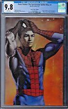 Peter Parker: The Spectacular Spider-man # 1 CGC 9.8 Marvel Jusko Virgin Variant