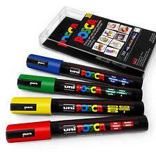 Université POSCA PC-5M Art Marqueur peinture stylos - Primaire tons - Ensemble