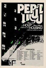 Pere Ubu Tour advert ZigZag Clipping 1978