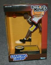 huge discount 035be d38b7 1997 Kenner Starting Lineup NBA Backboard Kings Lakers Shaquille O neal  Figure