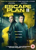Nuevo Escape Plan 2 DVD (SIG573)
