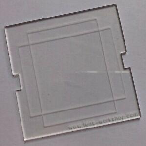 Viewfinder Mask 36x48mm Hasselblad V Body CFV 39 50 Phase One Leaf Digital Back