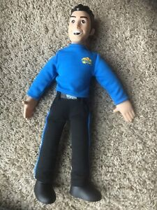 """Wiggles Anthony 15"""" Speak and Sing Doll"""