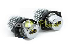 BMW E90 E91 2005-2008 12 W LED ANGEL EYES HALO RINGS Upgrade Lampadine Xeno Bianco