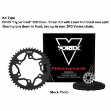 Vortex Suzuki GSXR 600 2004-2005 V3 Chain Sprocket Kit 15-47 520SX3