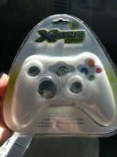 Sakar X-Skin Controller Rubber Grip for Xbox 360 Great For Long Play New..