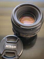 Nikon NIKKOR AF-S 50mm F/1.4G Lens - NEAR MINT