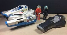 1970's 80's Fisher Price Adventure People Lot  Space 357 368 Figures Vehicles