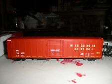 Wisconsin Central                  R-70-15  reefer                # 10012