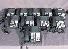 * LOTS OF 10 Toshiba DKT3014-SDL Black 14 Button Large Display Speaker Phones
