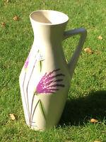Vintage Retro Bay Keramik West German Pottery Vase 271-25 Pottery Mid Century