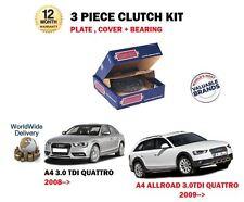 FOR AUDI A4 + ALLROAD 3.0 TDI QUATTRO 240BHP 245BHP 2008--> NEW CLUTCH KIT