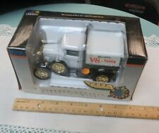 """Model """"A"""" Ford Pickup Truck & Bank by Liberty Classic-Die Cast-Limited Edition"""