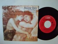 "BONNIE TYLER + TODD RUNDGREN : Loving you's a dirty job but 7"" 45T CBSA 6662"