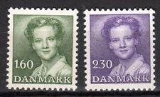 Denmark - 1982 Definitives Margrethe - Mi. 759-60 MNH